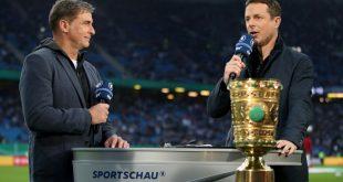 Der DFB-Pokal wird weiterhin in der ARD zu sehen sein