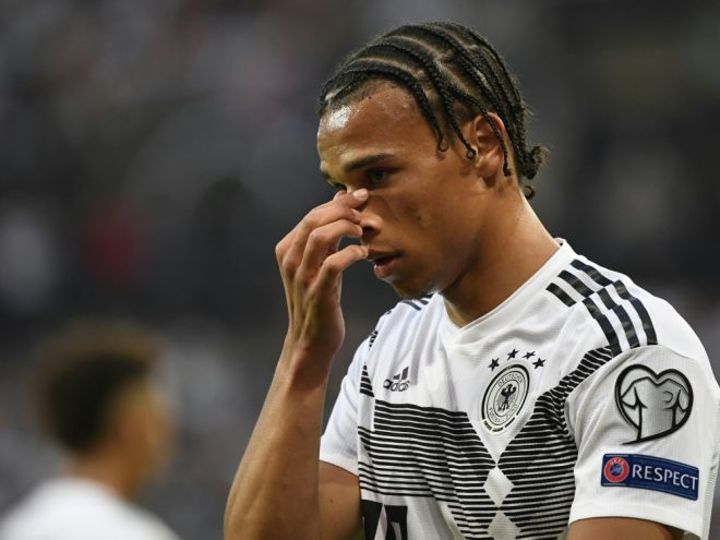 Sane schweigt zu einem möglichen Wechsel nach München