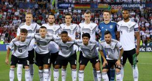 Mit diesem Team startet die U21 auch gegen Österreich