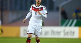 War deutscher Juniorennationalspieler: Philipp Hofmann