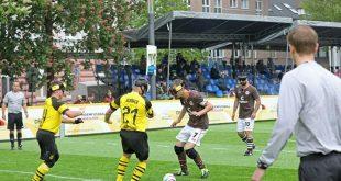 Die Blindenfußballer von St. Pauli bleiben ungeschlagen