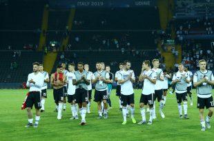 Deutschlands U21 trifft im Halbfinale auf Rumänien