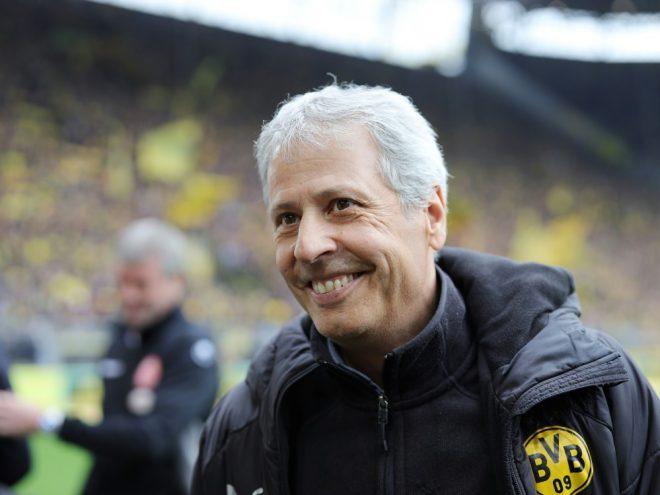 BVB-Coach Lucien Favre verlängert um ein weiteres Jahr