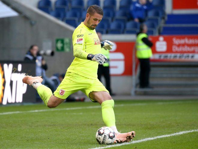 Philipp Pentke schließt sich der TSG Hoffenheim an