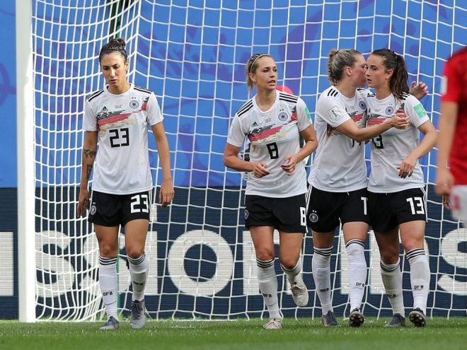 Mehr als sechs Millionen sehen Sieg der DFB-Frauen