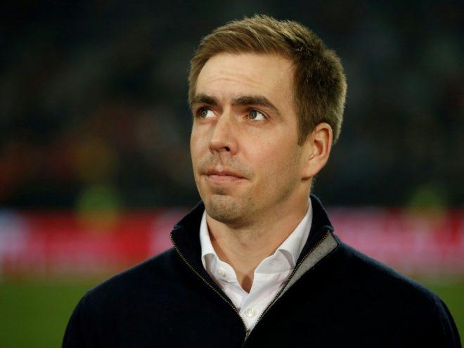 Lahm wird Geschäftsführer der neuen EURO GmbH