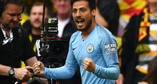 David Silva gewann mit City viermal die Meisterschaft