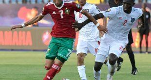 Marokko schlug Namibia durch ein spätes Eigentor
