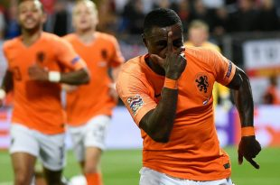 Promes jubelt: Oranje trifft im Finale auf Portugal