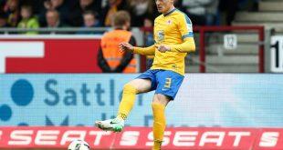 Saulo Decarli absolvierte 80 Pflichtspiele für den BTSV