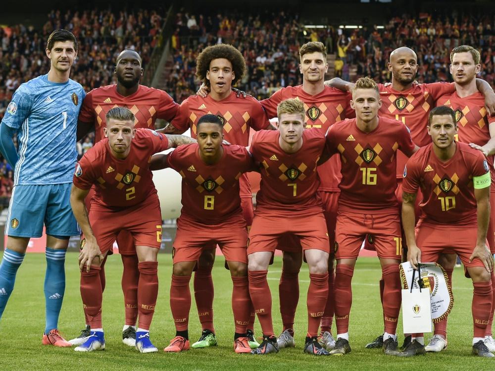 Belgien Em Quali 2021