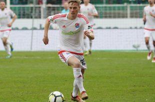 Porath spielte in der letzten Saison in Unterhaching