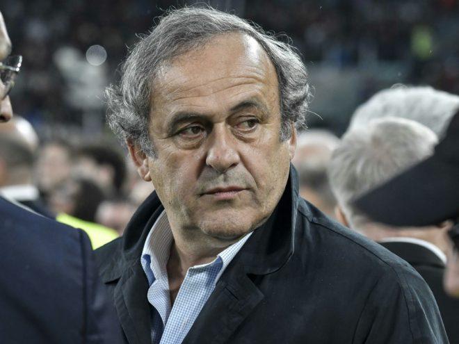 Platini nach Korruptionsuntersuchungen festgenommen
