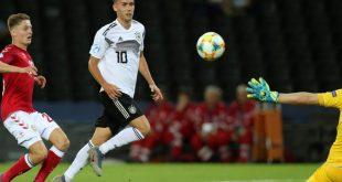 Luca Waldschmidt wird wohl von Lazio Rom umworben