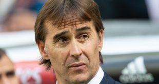 Sevilla präsentiert Julen Lopetegui als neuen Trainer