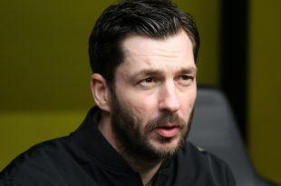Hat zwei verletzte Spieler zu beklagen: Sandro Schwarz