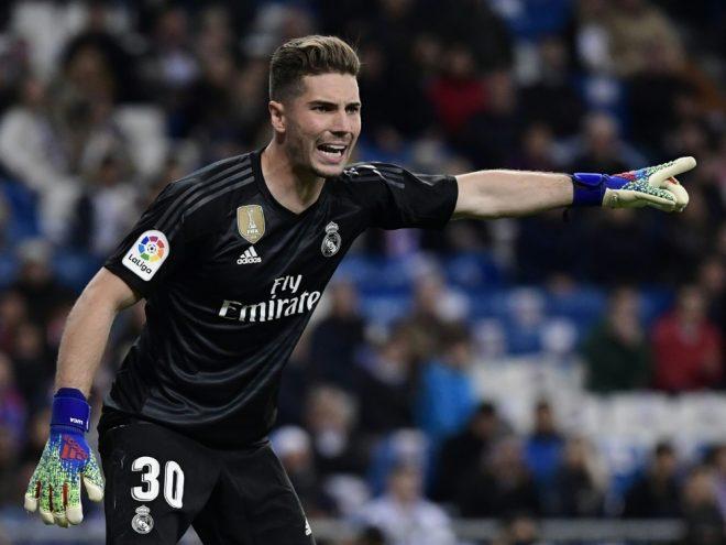 Luca Zidane vor Ausleihe in zweite spanische Liga