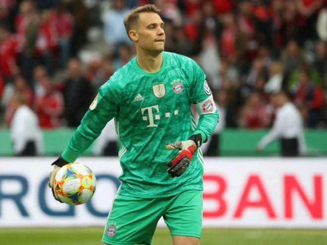 Wird er die Bayern verlassen? Nationaltorwart Neuer