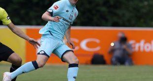 Burkardt zeigte sich mit drei Treffern in Torlaune