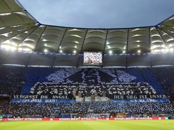 """HSV-Fans singen nicht mehr """"Hamburg, meine Perle"""""""