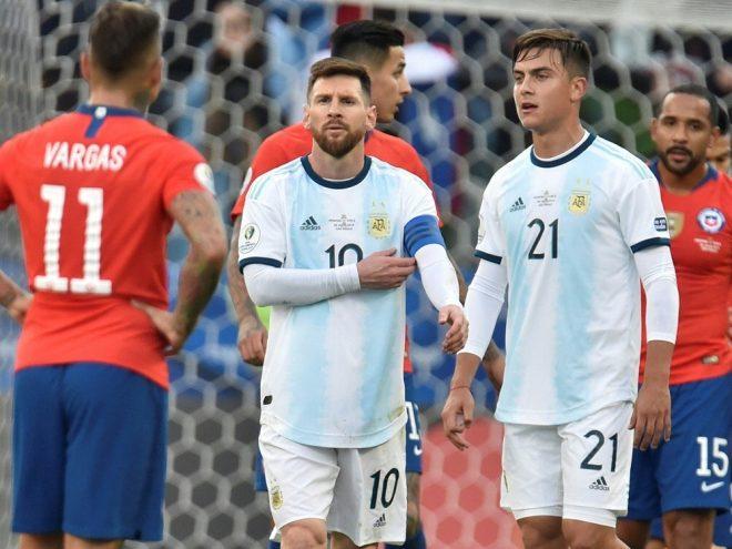 Argentinien Liga