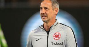 Hütter verlor mit der Eintracht 1:5 gegen Bern