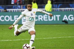 Nkunku tritt ab sofort für RB Leipzig gegen den Ball