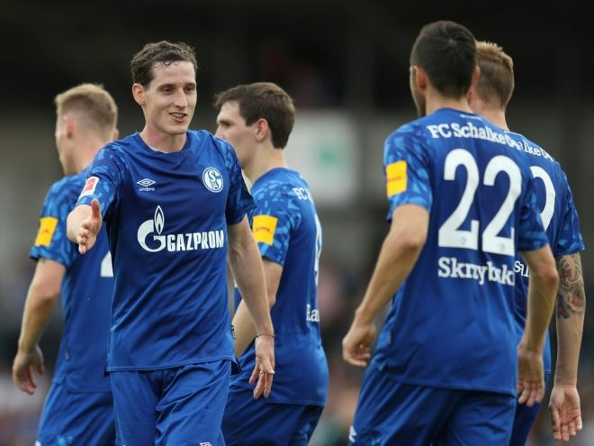 Schalke verleiht Rudy bis Saisonende nach Hoffenheim