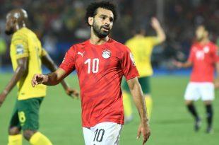 Enttäuscht über das Achtelfinal-Aus: Mohamed Salah