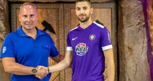 Marko Mihojevic (r.) wechselt auf Leihbasis nach Aue