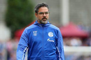 Gibt keine großen Ziele aus: Trainer David Wagner