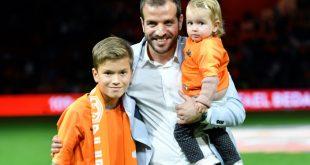 Rafael van der Vaart freut sich auf sein Abschiedsspiel