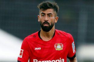 Kerem Demirbay will in Leverkusen Titel gewinnen