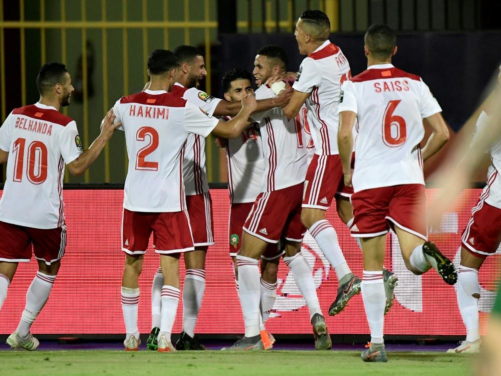 Fußball Marokko
