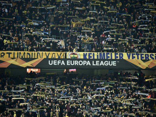 UEFA: Geldstrafe gegen Fenerbahce Istanbul