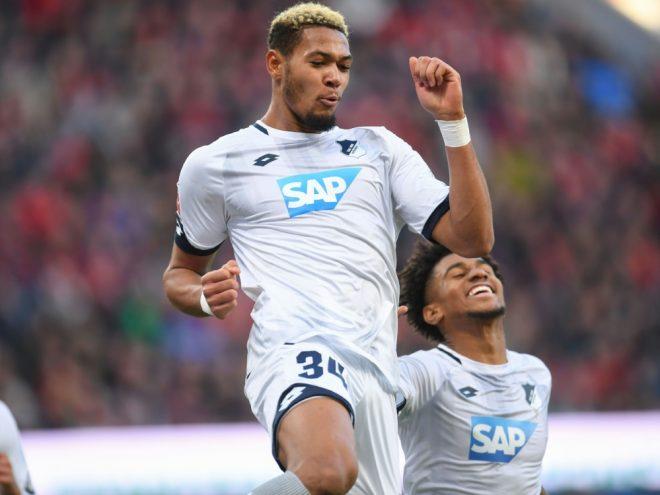Joelinton wechselt für Rekordablöse nach Newcastle