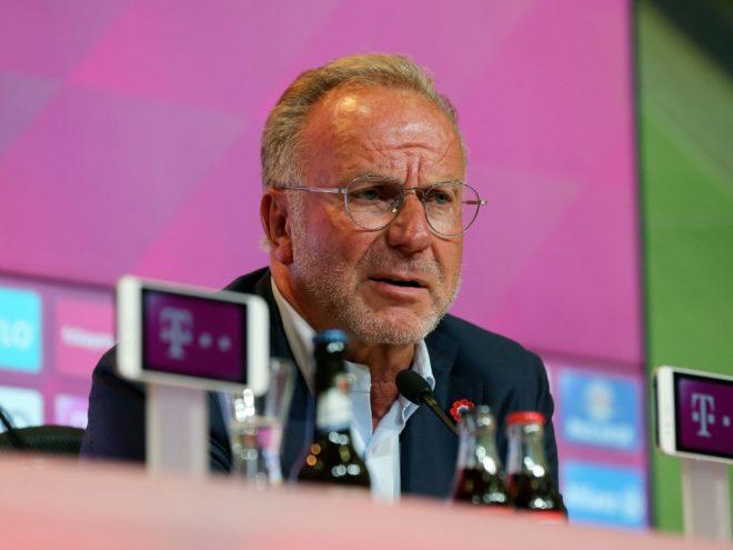 Rummenigge macht sich keine Sorgen um seine Bayern