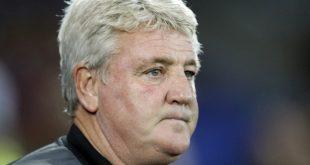 Steve Bruce wird das Amt von Benitez übernehmen