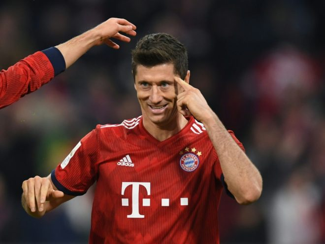 Lewandowski fordert Verstärkungen für Bayern München