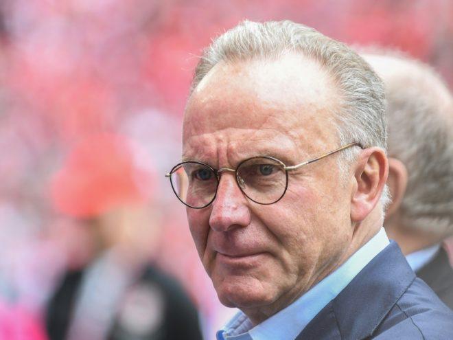 Rummenigge begrüßt die Titelambitionen des BVB