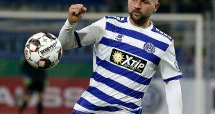 John Verhoek kommt vom MSV Duisburg