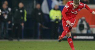 Aaron Hunt bleibt Kapitän des Hamburger SV
