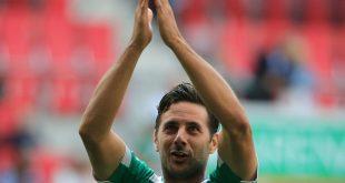 Geht in sein letztes Jahr: Sturmikone Claudio Pizarro