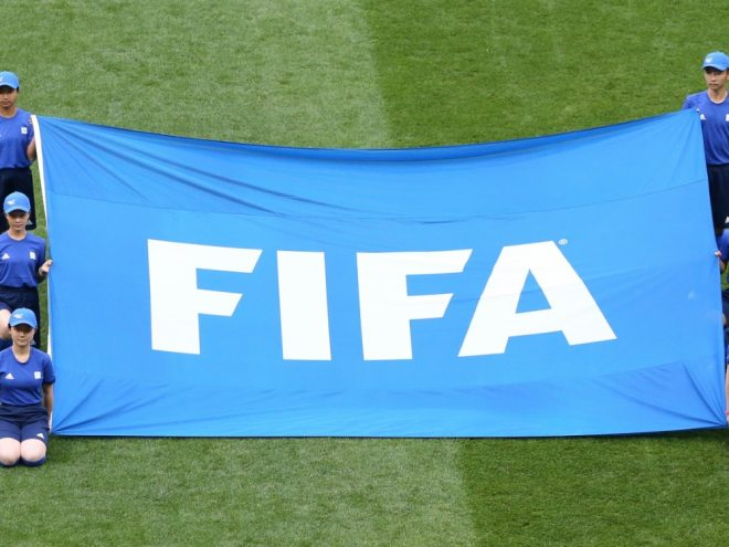 Die FIFA sperrt Kgotlele aus Botsuana lebenslang