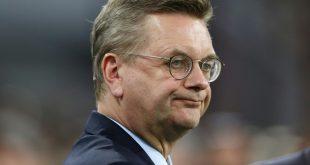 Grindel spricht über seine Zeit als DFB-Präsident