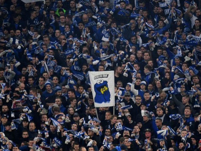 Das Landgericht Essen entlastest Schalke-Fan