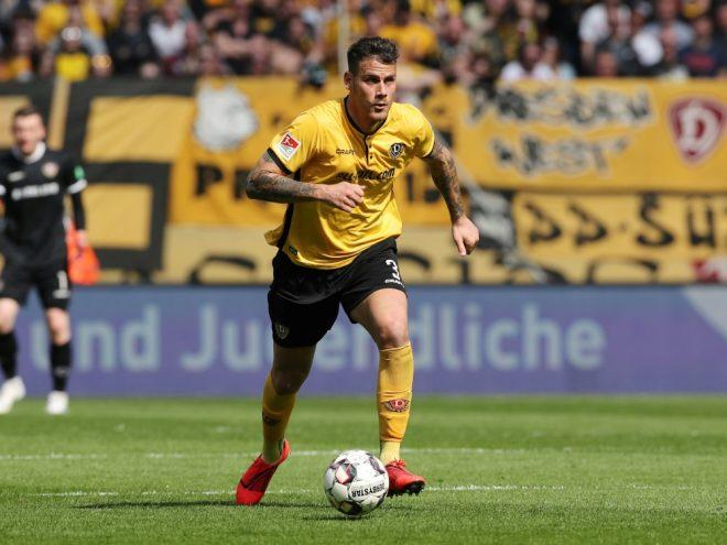 Wechselt auf Leihbasis zu Darmstadt 98: Dario Dumic