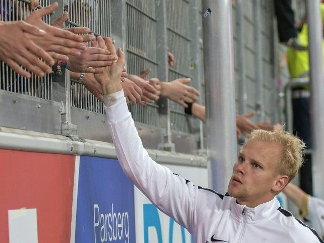 Sören Bertram verlässt Darmstadt in Richtung Magdeburg