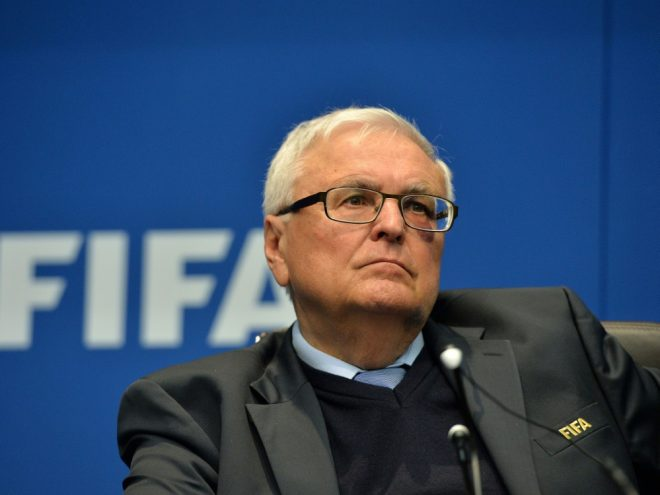 Theo Zwanziger war von 2006 bis 2012 DFB-Chef