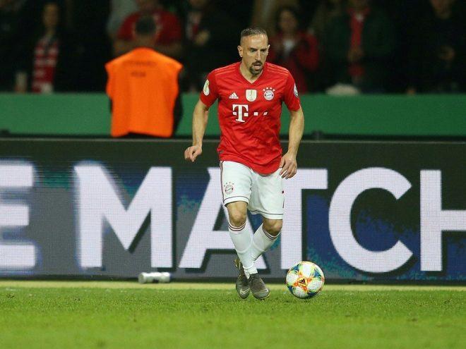 Ribery wurde ein Vertrag über zwei Jahre angeboten